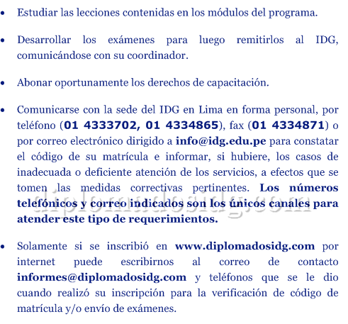 diplomados universidad chile: