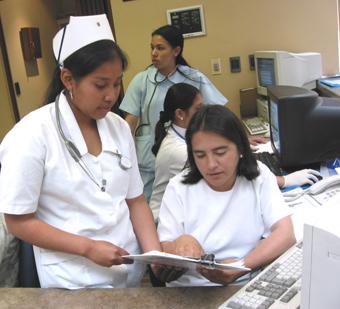 administración en enfermería, salud , pública.